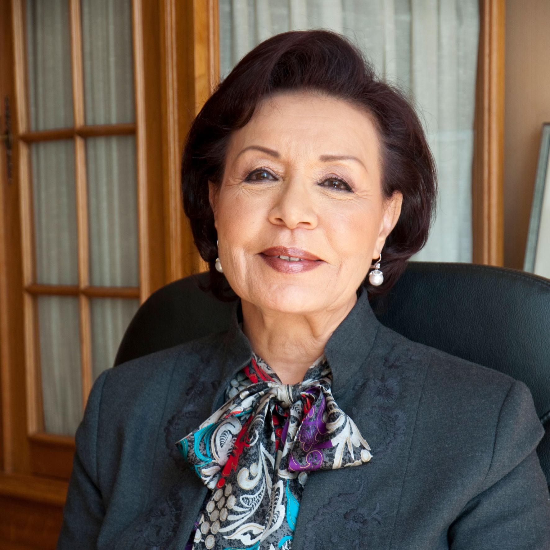 Madame Latifa BENSALAH EL MOUTARAJJI