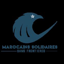 Logo Marocains Solidaires Sans Frontières